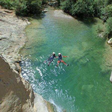 Barranc Pallars Jussà Boixols