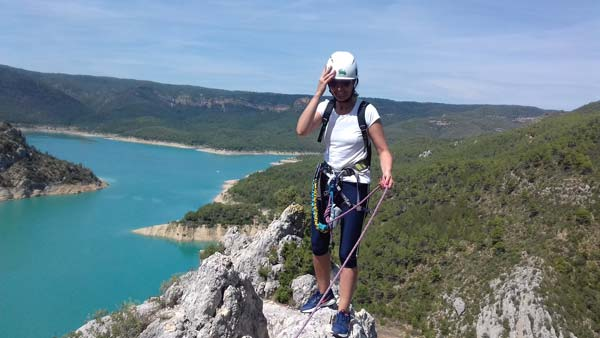 Via ferrata congost